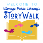 StoryWalk Logo Home Page