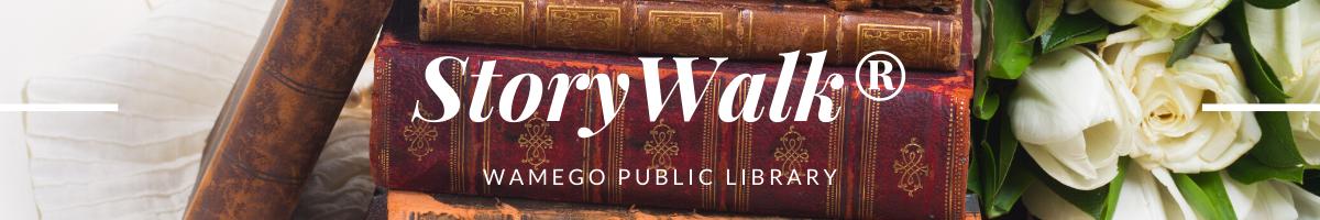 Storywalk Webpage Banner