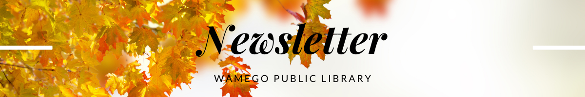 Newsletter Webpage Banner