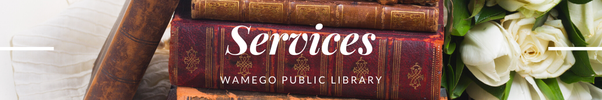 Services Webpage Banner