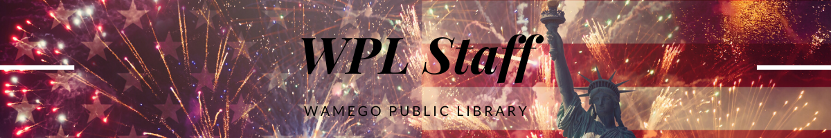 WPL Staff Webpage Banner
