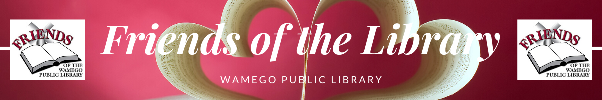Friends of the Library Web Banner