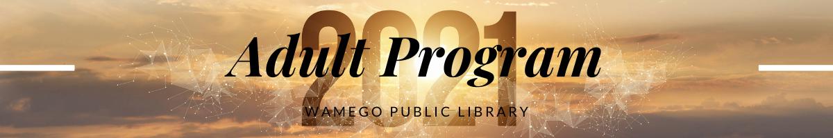 Adult Program Web Banner