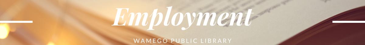 employment website banner