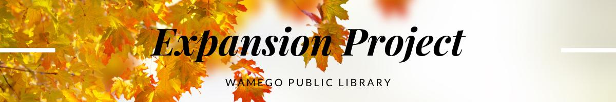 Expansion Program Webpage Banner