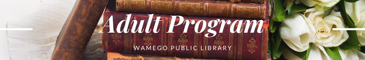 Adult Program Webpage Banner