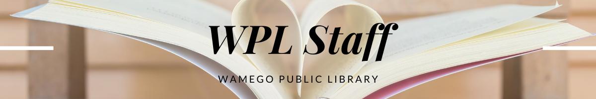 WPL Staff Web Banner
