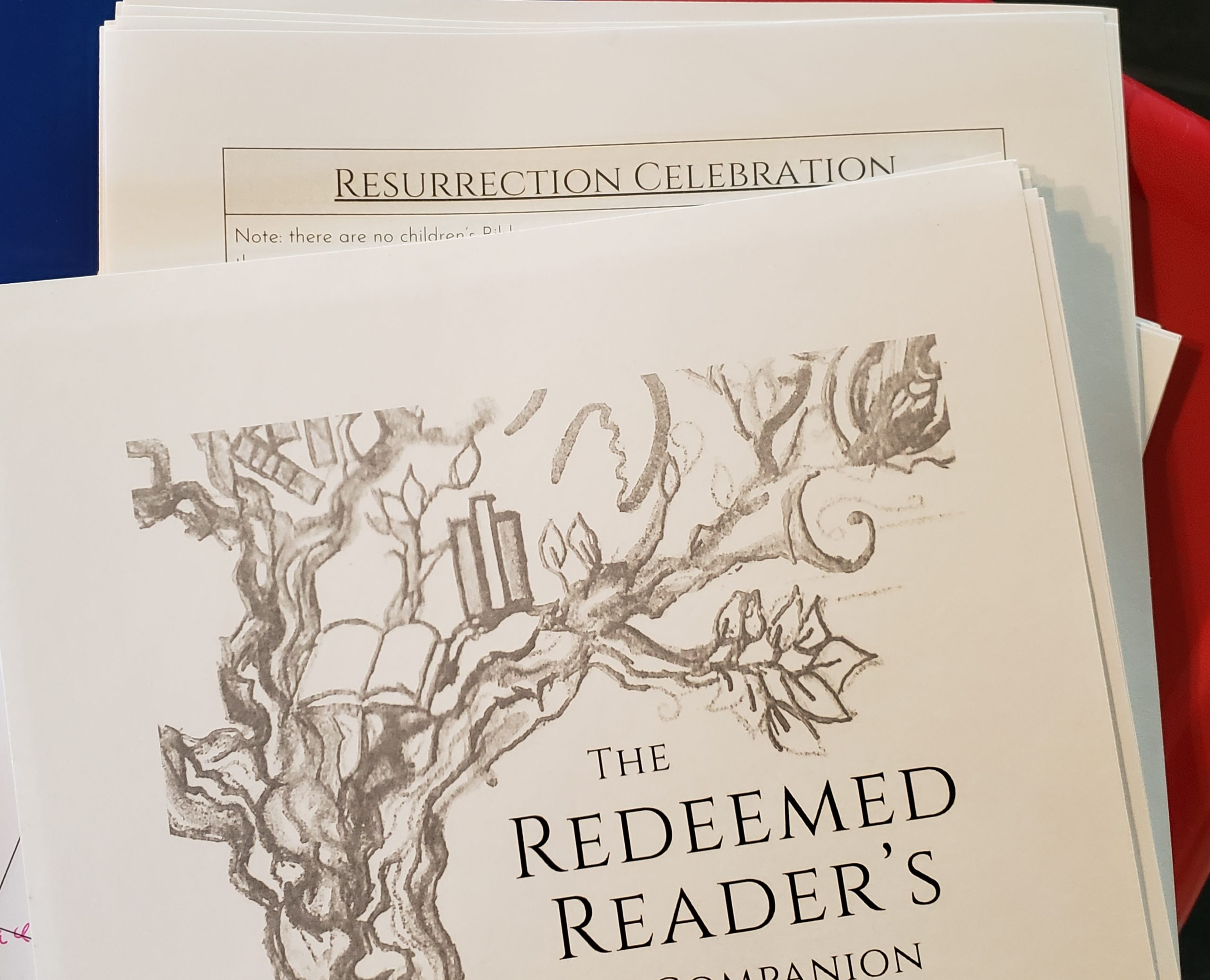 The Redeemed Reader's
